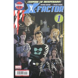 X- FACTOR VOL 1 Núm 1
