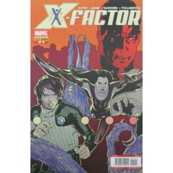 X- FACTOR VOL 1 Núm 9