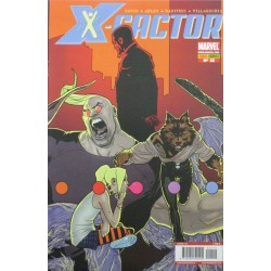 X- FACTOR VOL 1 Núm 10