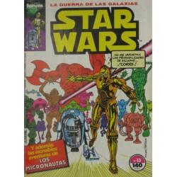 """STAR WARS La Guerra de las Galaxias. Núm.13 """" MUNDO ANDROIDE """""""