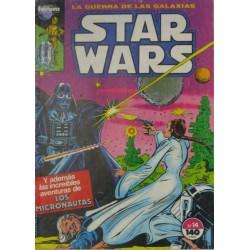 "STAR WARS La Guerra de las Galaxias. Núm .14 "" LA TERCERA LEY """