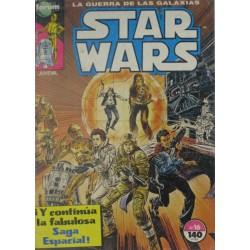 """STAR WARS La Guerra de las Galaxias. Núm.16 """" EL SÍNDROME ROJO """""""