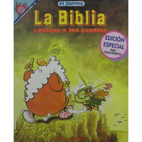 PENDONES DEL HUMOR Núm 49: LA BIBLIA CONTADA A LOS PASOTAS