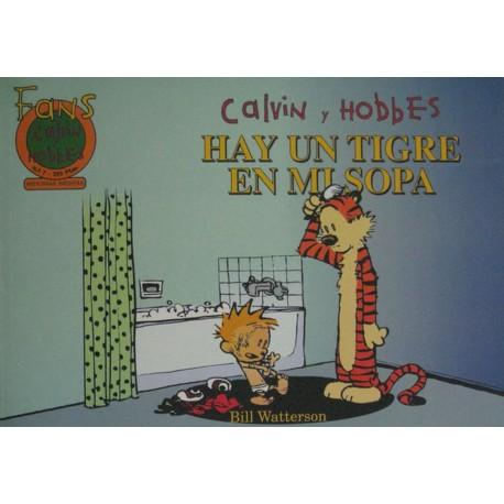CALVIN Y HOBBES Núm 7: HAY UN TIGRE EN MI SOPA