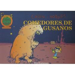 CALVIN Y HOBBES Núm 11: COMEDORES DE GUSANOS