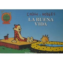 CALVIN Y HOBBES Núm 12: LA BUENA VIDA