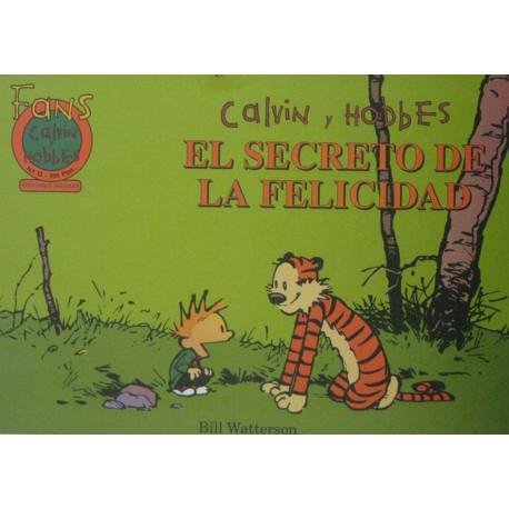 CALVIN Y HOBBES Núm 13: EL SECRETO DE LA FELICIDAD