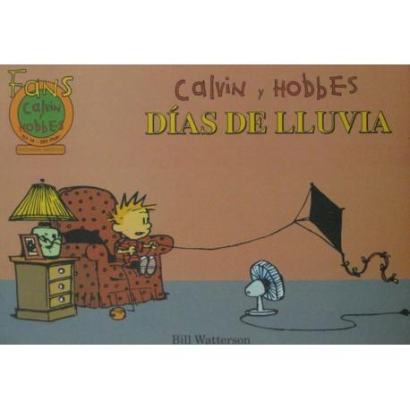 CALVIN Y HOBBES Núm 14: DÍAS DE LLUVIA