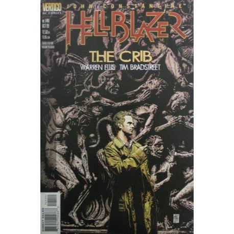 HELLBRAZER : THE CRIB