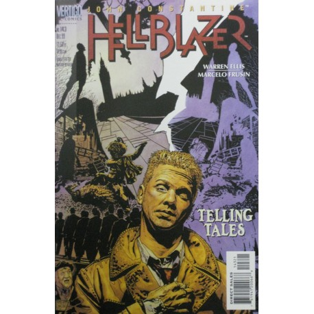 HELLBRAZER : TELLING TALES