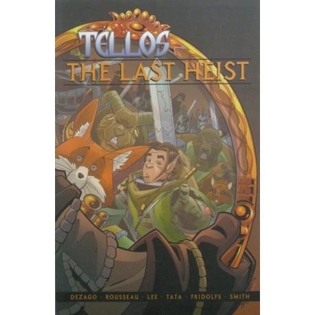 TELLOS: THE LAST HEIST