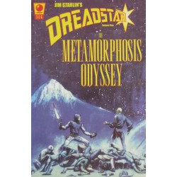 DREADSTAR VOL 1: THE METAMORPHOSIS ODYSSEY