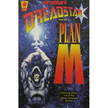 DREADSTAR VOL 3: PLAN M