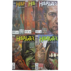 HELLBRAZER : SON OF MAN. COMPLETA