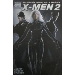 X-MEN 2: ADAPTACIÓN OFICIAL DE LA PELÍCULA