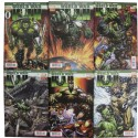 WORLD WAR HULK. COMPLETA