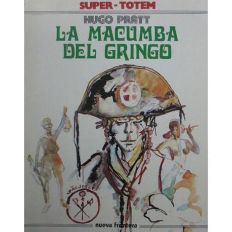 SUPER-TOTEM Núm 1: LA MACUMBA DEL GRINGO