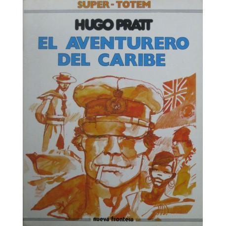 SUPER-TOTEM Núm 8: EL AVENTURERO DEL CARIBE