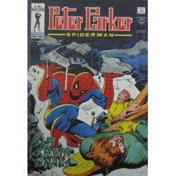 "PETER PARKER VOL 1 Núm 8 ""¡LA RABIA FINAL!"""