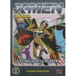 X-MEN/ PATRULLA X. COLECCIONABLE Núm 2