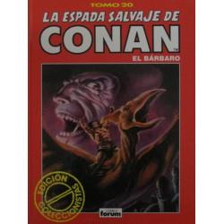 LA ESPADA SALVAJE DE CONAN. EDICIÓN COLECCIONISTA. Núm 20