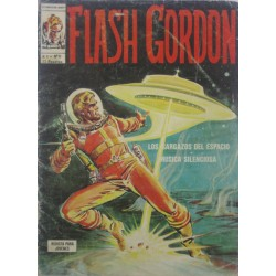FLASH GORDON. VOLUMEN 1 . Núm 9.