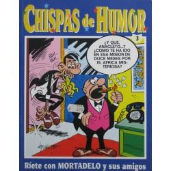 CHISPAS DEL HUMOR Núm 3