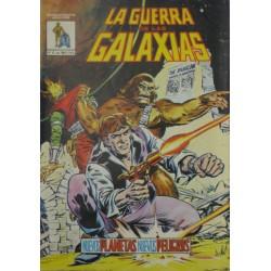 """LA GUERRA DE LAS GALAXIAS Núm. 4 """" ¡NUEVOS PLANETAS, NUEVOS PELIGROS!"""""""