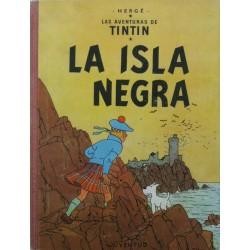 TINTIN: LA ISLA NEGRA