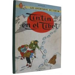 TINTIN: EN EL TIBET