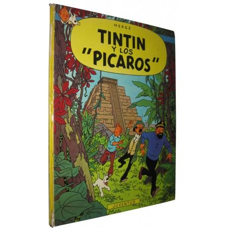 """TINTIN Y LOS """"PÍCAROS"""""""