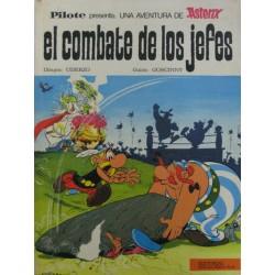 ASTÉRIX Núm 10. EL COMBATE DE LOS JEFES