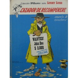 LUCKY LUKE: CAZADOR DE RECOMPENSAS