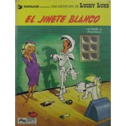 """LUCKY LUKE """"El jinete blanco"""""""