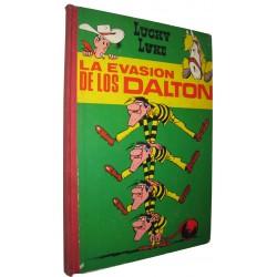 LUCKY LUKE: LA EVASIÓN DE LOS DALTON