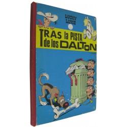 LUCKY LUKE: TRAS LA PISTA DE LOS DALTON