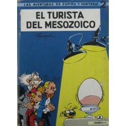 LAS AVENTURAS DE ESPIRU Y FANTASIO 2: EL TURISTA DEL MESOZOICO
