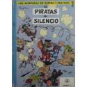 LAS AVENTURAS DE ESPIRU Y FANTASIO 3: LOS PIRATAS DEL SILENCIO