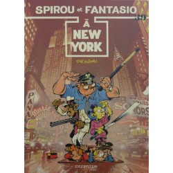 SPIROU ET FANTASIO Núm 39: A NEW YORK