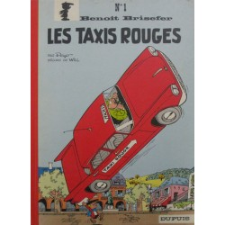 BENOIT BRISEFER Núm 1: LES TAXIS ROUGES