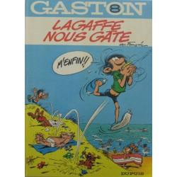 GASTON Núm 8: LAGAFFE NOUS GATE