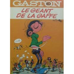 GASTON Núm 10: LE GEANT DE LA GAFFE