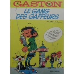 GASTON Núm 12: LE GANG DES GAFFEURS