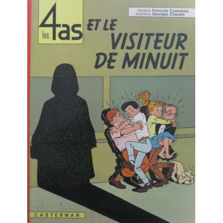 LES 4 AS: ET LE VISITEUR DE MINUIT