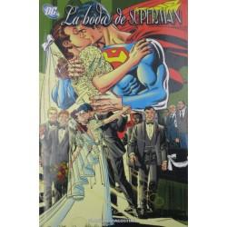 LA BODA DE SUPERMAN.