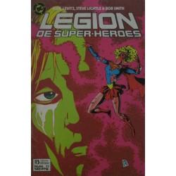 LEGION DE SUPERHEROES. Núm 11