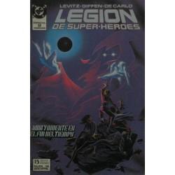 LEGION DE SUPERHEROES. Núm 16