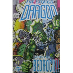 THE SAVAGE DRAGON Núm 3