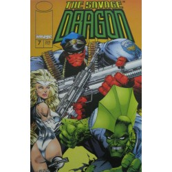 THE SAVAGE DRAGON Núm 7