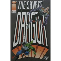 THE SAVAGE DRAGON Núm 8